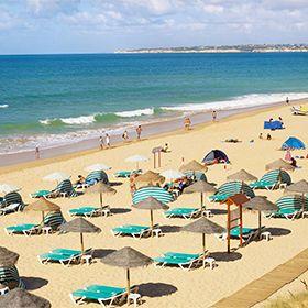 Praia da GaléFoto: Helio Ramos - Turismo do Algarve