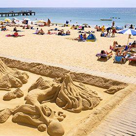 Praia dos Pescadores - AlbufeiraFoto: Helio Ramos - Turismo do Algarve
