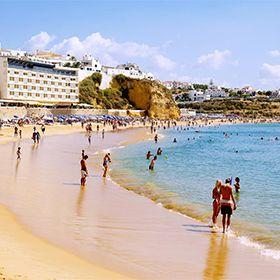 Praia do Túnel ou PenecoLocal: PenecoFoto: Helio Ramos - Turismo do Algarve