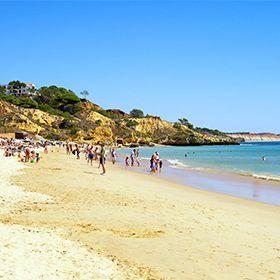 Praia de Santa EuláliaLocal: AlbufeiraFoto: Helio Ramos - Turismo do Algarve