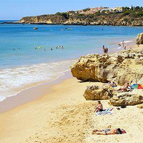 Praia da OuraFoto: Credito Helio Ramos - Turismo do Algarve