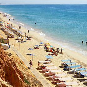 Praia da Falésia - Açoteias / AlfamarFoto: Helio Ramos - Turismo do Algarve