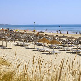 Praia VerdeFoto: Helio Ramos - Turismo do Algarve