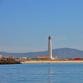 Praia da Ilha do FarolPlace: FaroPhoto: Turismo do Algarve