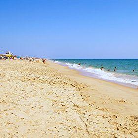 Praia da Ilha de FaroPhoto: Turismo do Algarve