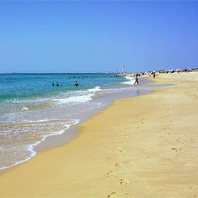 Praia da Ilha da CulatraPhoto: Turismo do Algarve