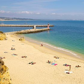 Praia da BatataPlace: LagosPhoto: Turismo do Algarve