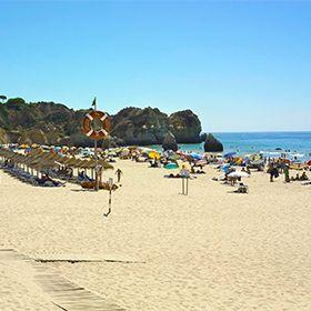 Praia dos Três IrmãosFoto: Turismo do Algarve