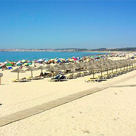 Praia do AlvorFoto: Turismo do Algarve