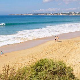 Praia Grande - Armação de PeraFoto: Helio Ramos - Turismo do Algarve
