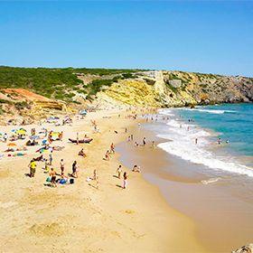 Praia do ZavialFoto: Helio Ramos - Turismo do Algarve