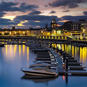 Marina de Ponta DelgadaФотография: Turismo dos Açores