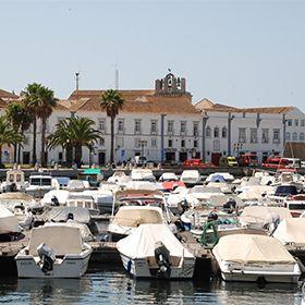 Porto de Recreio de FaroPhoto: Pedro Reis - Turismo do Algarve