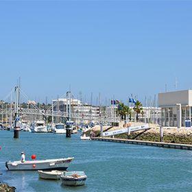 Marina de LagosPlace: LagosPhoto: Turismo do Algarve