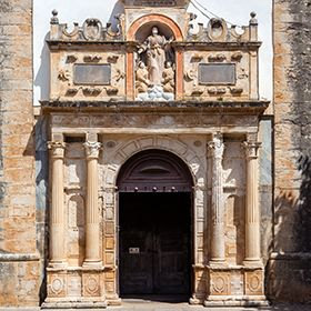 Igreja de Santa Maria, Matriz de ÓbidosLocal: ÓbidosFoto: Shutterstock