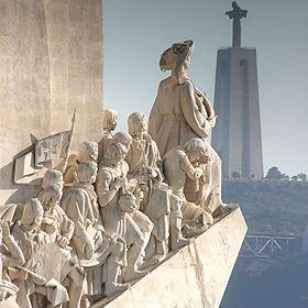 Padrão dos DescobrimentosLugar LisboaFoto: ATL