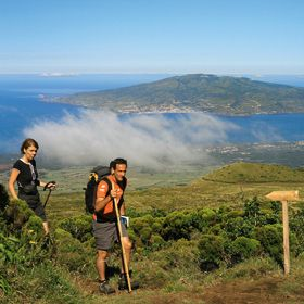 Pico Mountain trail