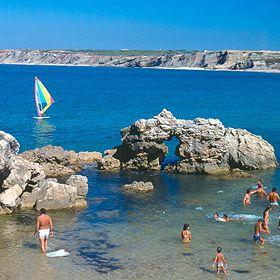 Praia do BalealLugar Peniche