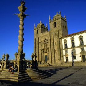 Sé Catedral do PortoPlace: Porto