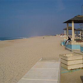 Praia do Furadouro場所: Ovar写真: Associação da bandeira azul europeia