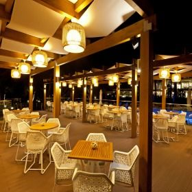 Restaurante Open Deck
