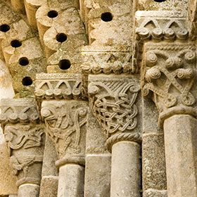 Rota do Românico - Mosteiro de Ferreira Place: Paços de FerreiraPhoto: Rota do Românico