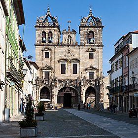 Sé de BragaLocal: BragaFoto: Direção Regional Cultura Norte