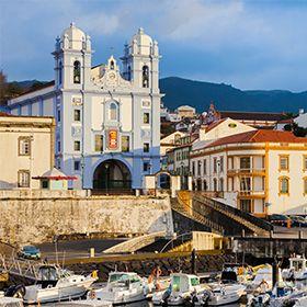 Angra do Heroísmo - Ilha TerceiraМесто: AçoresФотография: Roman Sulla - Shutterstock