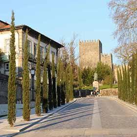Largo do Carmo - GuimarãesLocal: GuimarãesFoto: Câmara Municipal de Guimarães