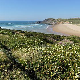 Praia da Amoreira場所: Aljezur写真: Shutterstock_Filipe Varela