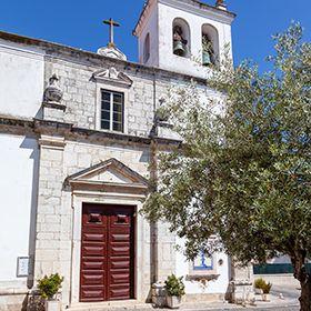 Igreja de Santo Estêvão ou do Santíssimo MilagreLugar SantarémFoto: Shutterstock_StockPhotosArt