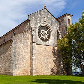 Igreja de Santa ClaraLugar SantarémFoto: Shutterstock_StockPhotosArt