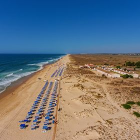Praia do BarrilPlaats: TaviraFoto: Shutterstock_AG_Sergio Stakhnyk