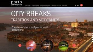 Oporto y norte, un portal de promoción turística renovado