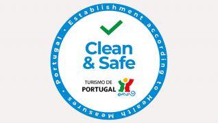 """Turismo de Portugal reikt het keurmerk """"Clean & Safe"""" uit aan bedrijven"""