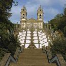 マフラ王家の建物 [Mafra] とブラガ [Braga] のボン・ジェズス聖域 [Bom Jesus] が世界文化遺産に登録されました。
