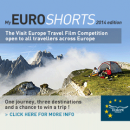 Visit Europe Travel Film Competition open to all travellers across Europe