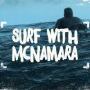 McNamara embarks upon a 'surf trip' to promote Portugal