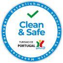 « Clean & safe » - Pour voyager au Portugal en toute sécurité