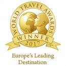 Portugal – Melhor Destino Turístico da Europa nos World Travel Awards