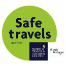 Portugal, first European country to receive the 'Safe Travels' seal from WTTC