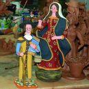 Bonecos de Estremoz classificados Património Cultural Imaterial da Humanidade pela UNESCO