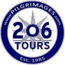 206 Tours logo Foto: 206 Tours
