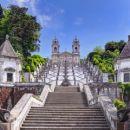 Santuario Bom Jesus Monte Braga Place: Braga Photo: Shutterstock_Henner Damke