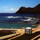 Zona Balnear da Maia Local: Santa Maria Foto: ABAE