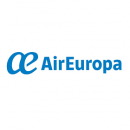 Air Europa logo&#10Photo: Air Europa