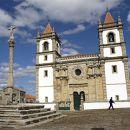 Basílica de Santo Cristo de Outeiro Local: Bragança Foto: Câmara Municipal de Bragança