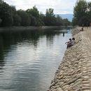 Praia fluvial de Valhelhas Luogo: Guarda Photo: ABAE