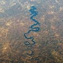 Ribeira de Odeleite / Dragon River&#10地方: Odeleite, Castro Marim&#10照片: http://kpandsarahcwanderingaround.com
