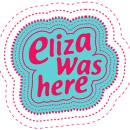 Eliza Was Here Logo Photo: Eliza Was Here